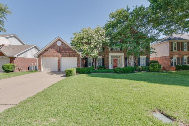 3450 Sprindeltree Drive, Grapevine, TX 76051 (MLS #13854969) :: The Chad Smith Team