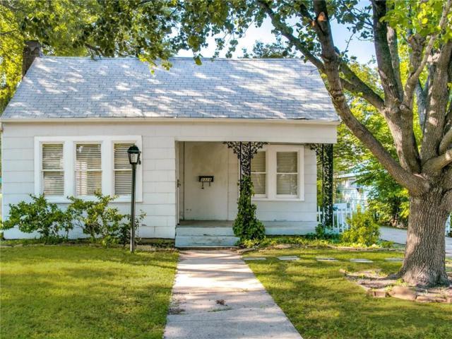 3328 W 5th Street, Fort Worth, TX 76107 (MLS #13854996) :: Team Hodnett