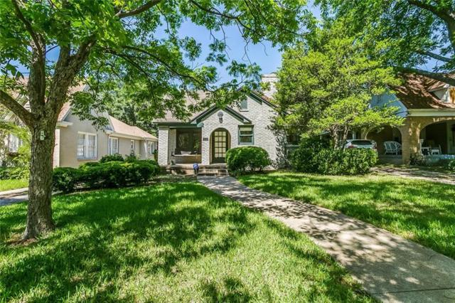 2216 Tremont Avenue, Fort Worth, TX 76107 (MLS #13855103) :: The Chad Smith Team