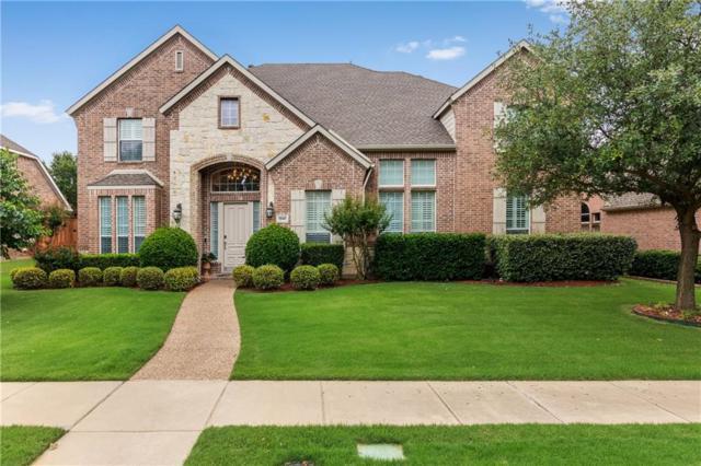 7647 Thistletree Lane, Frisco, TX 75033 (MLS #13855118) :: RE/MAX Landmark