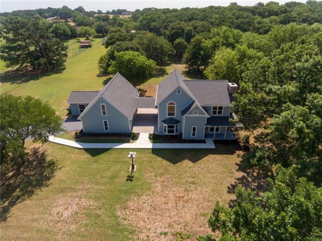 1081 Rockgate Road, Bartonville, TX 76226 (MLS #13855163) :: Cassandra & Co.