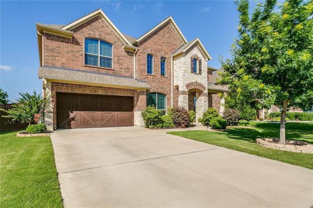 1046 Tara Drive, Burleson, TX 76028 (MLS #13855358) :: Team Hodnett