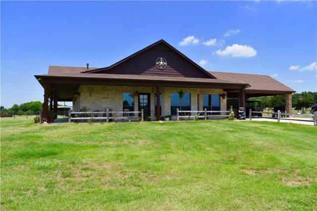 289 Blackjack Road, Valley View, TX 76272 (MLS #13855428) :: Team Hodnett