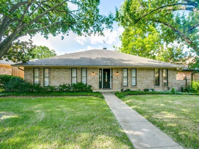 9552 Timberleaf Drive, Dallas, TX 75243 (MLS #13855496) :: Team Hodnett