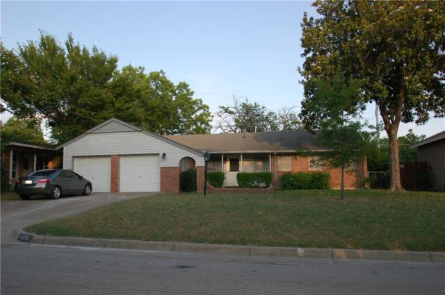 4701 Selkirk Drive, Fort Worth, TX 76109 (MLS #13855545) :: The Chad Smith Team