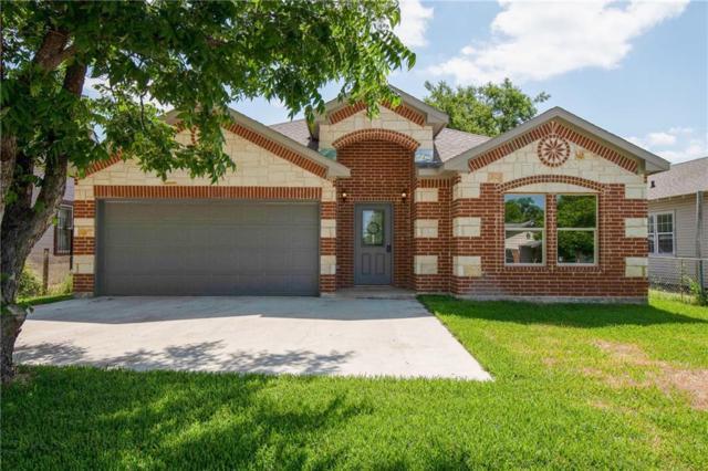 2630 Idaho Avenue, Dallas, TX 75216 (MLS #13855800) :: Team Hodnett