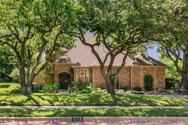 2115 Brandeis Drive, Richardson, TX 75082 (MLS #13855900) :: RE/MAX Landmark