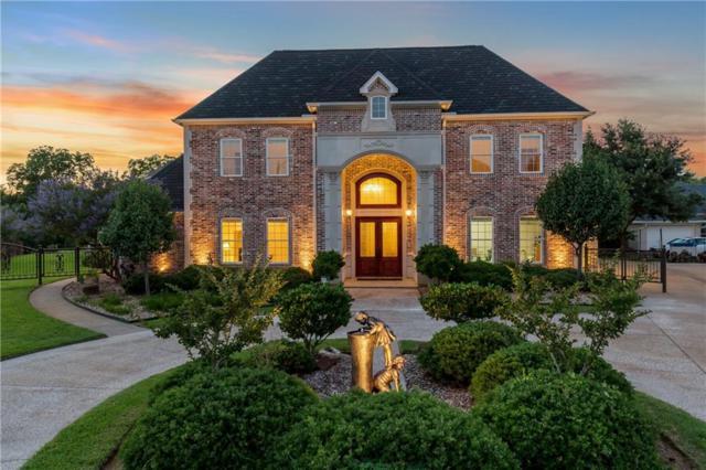 2811 Katherine Court, Dalworthington Gardens, TX 76016 (MLS #13856056) :: RE/MAX Town & Country