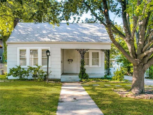 3328 W 5th Street, Fort Worth, TX 76107 (MLS #13856107) :: Team Hodnett