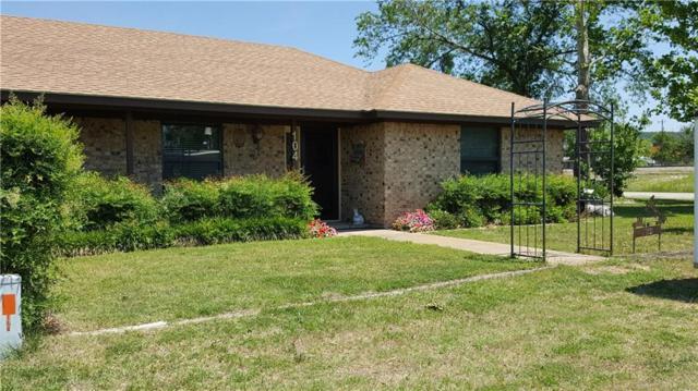 104 Pine Street, Gordon, TX 76453 (MLS #13856227) :: Team Hodnett