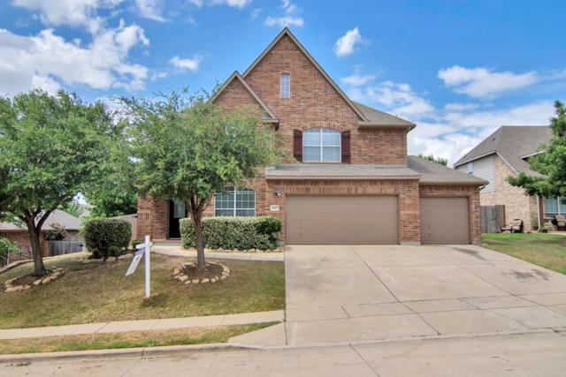 10105 Renwick Cove, Fort Worth, TX 76244 (MLS #13856234) :: Team Hodnett