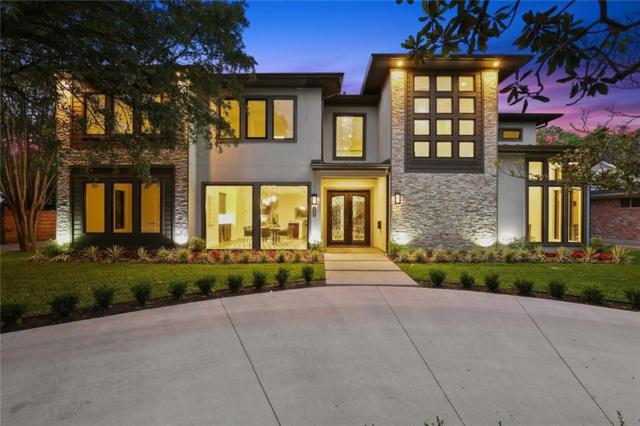 5915 Northaven Road, Dallas, TX 75230 (MLS #13856367) :: Magnolia Realty