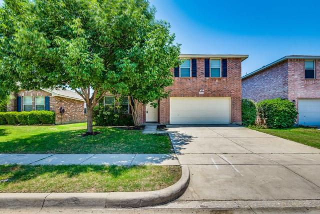 1700 Baxter Springs Drive, Fort Worth, TX 76247 (MLS #13856384) :: The Chad Smith Team