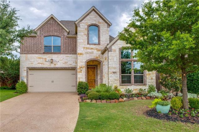 84 Emerald Pond Drive, Frisco, TX 75034 (MLS #13856389) :: Team Hodnett