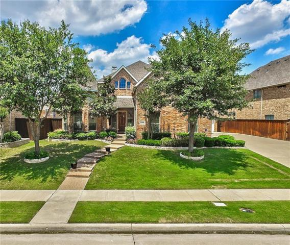 5168 Iroquois Drive, Frisco, TX 75034 (MLS #13856418) :: Kindle Realty