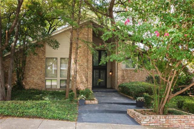 9603 Hilldale Drive, Dallas, TX 75231 (MLS #13856642) :: RE/MAX Pinnacle Group REALTORS