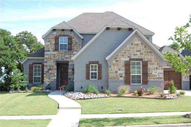 332 Boonesville Bend, Argyle, TX 76226 (MLS #13856690) :: The Real Estate Station