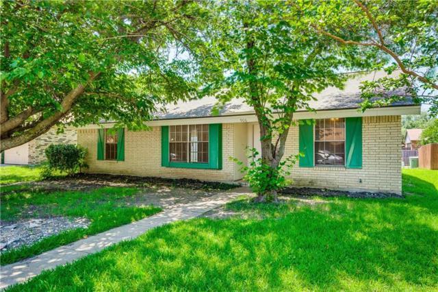 906 Grassy Glen Drive, Allen, TX 75002 (MLS #13856910) :: The Chad Smith Team