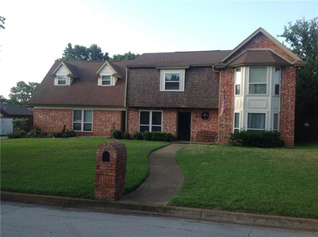 329 N Circleview Drive, Hurst, TX 76054 (MLS #13856944) :: The Chad Smith Team