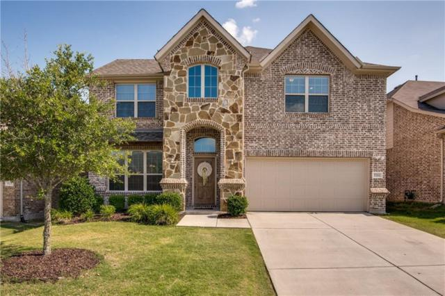 5201 Grove Cove Drive, Mckinney, TX 75071 (MLS #13857054) :: Team Hodnett