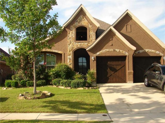 5141 Concho Valley Trail, Fort Worth, TX 76126 (MLS #13857084) :: The Real Estate Station