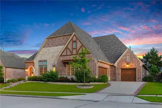 4060 Teton Place, Prosper, TX 75078 (MLS #13857097) :: The Real Estate Station