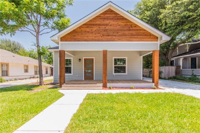 322 S Brighton Avenue, Dallas, TX 75208 (MLS #13857274) :: Baldree Home Team