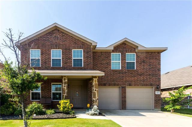 313 Turquoise Drive, Fort Worth, TX 76131 (MLS #13857382) :: Team Hodnett