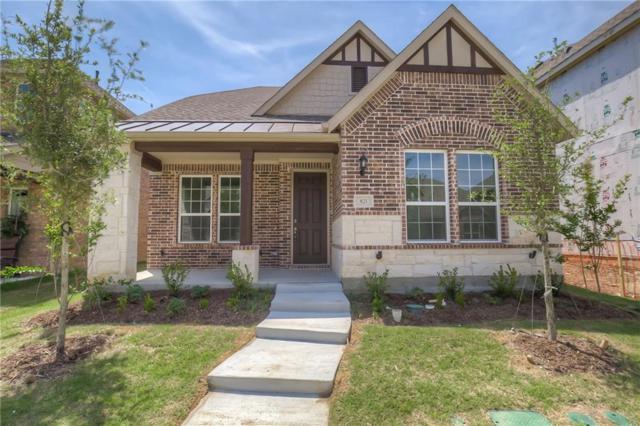 821 Birdie Drive, Allen, TX 75013 (MLS #13857400) :: Frankie Arthur Real Estate