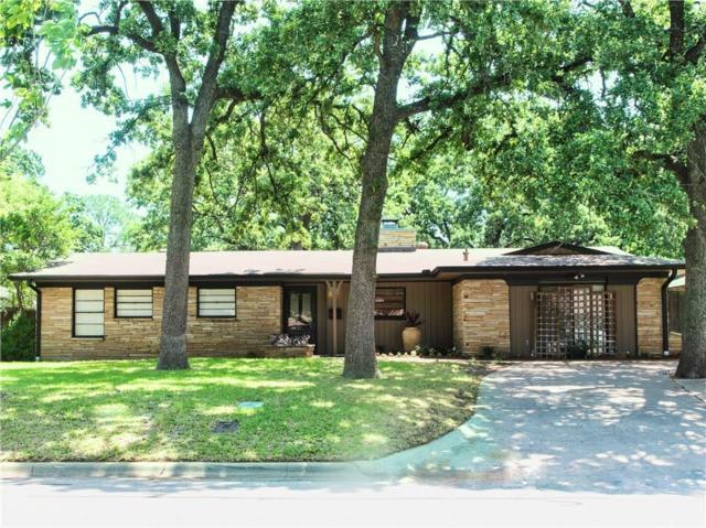 917 Ridgewood Terrace, Arlington, TX 76012 (MLS #13857550) :: Team Hodnett