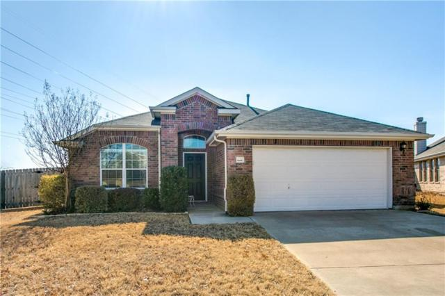 15420 Adlong Drive, Fort Worth, TX 76262 (MLS #13857574) :: NewHomePrograms.com LLC