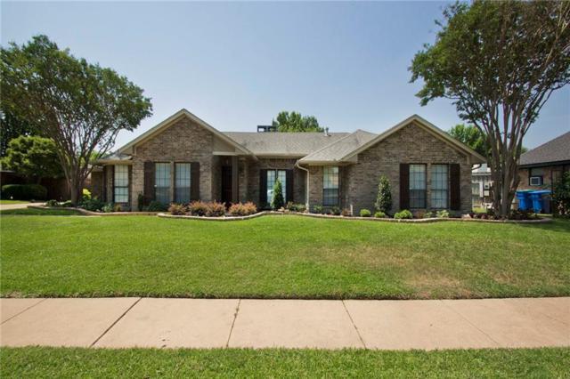 3406 Colonial Drive, Rowlett, TX 75088 (MLS #13857717) :: RE/MAX Landmark