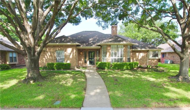 2009 Brandeis Drive, Richardson, TX 75082 (MLS #13857779) :: RE/MAX Landmark