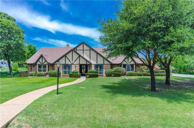 195 Shady Hill Lane, Double Oak, TX 75077 (MLS #13858153) :: North Texas Team | RE/MAX Advantage