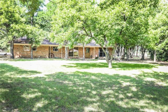 5022 Ensign Road, Ennis, TX 75119 (MLS #13858556) :: NewHomePrograms.com LLC