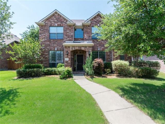 2271 Coldwater Lane, Frisco, TX 75033 (MLS #13858633) :: Team Hodnett