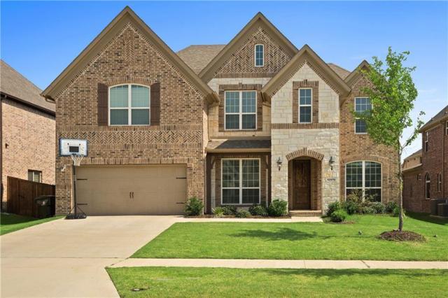 12970 Sellaronda Way, Frisco, TX 75035 (MLS #13858678) :: Team Hodnett