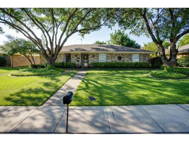 1022 Grove Drive, Lewisville, TX 75077 (MLS #13858745) :: Kimberly Davis & Associates