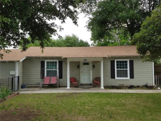 125 E Mccoulskey Street, Terrell, TX 75160 (MLS #13858772) :: RE/MAX Landmark