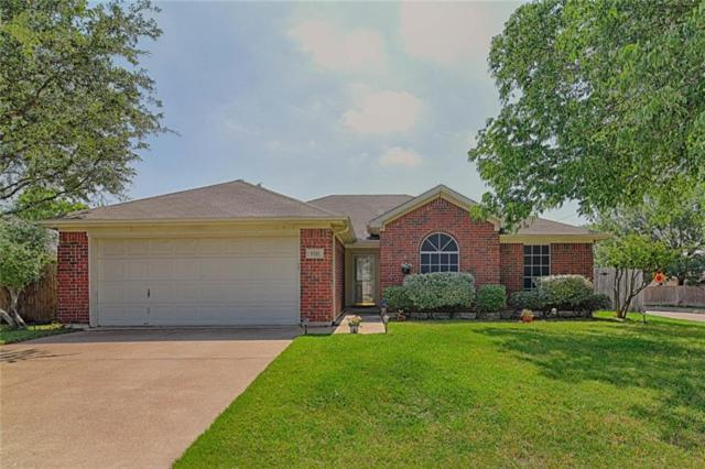 6721 Valley Branch Drive, Arlington, TX 76001 (MLS #13858817) :: The Chad Smith Team