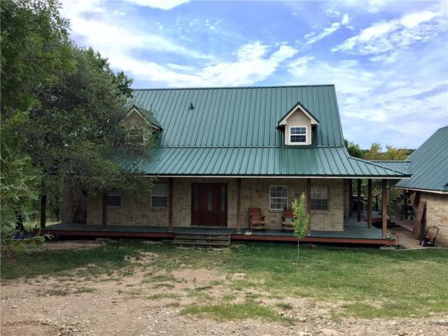 1260 Peninsula Drive, Bluff Dale, TX 76433 (MLS #13858906) :: Team Hodnett
