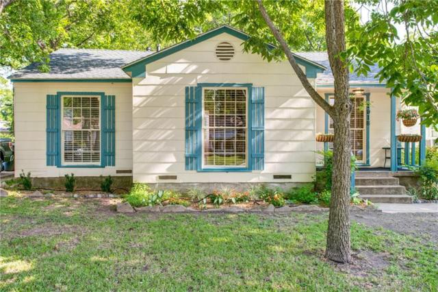 1918 Wilbur Street, Dallas, TX 75224 (MLS #13859108) :: RE/MAX Landmark