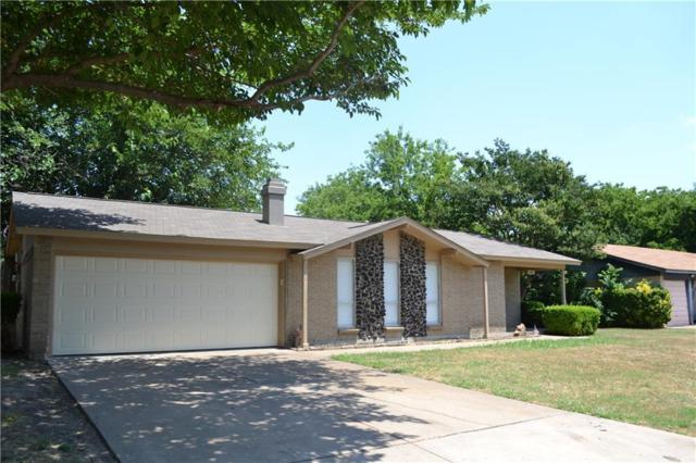 305 Bernice Court, Burleson, TX 76028 (MLS #13859261) :: Team Hodnett