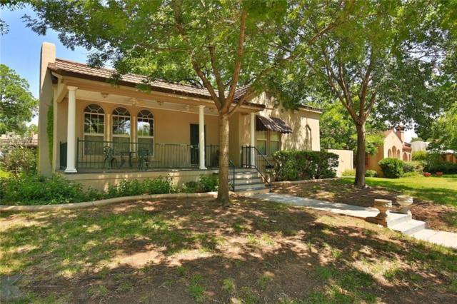 1017 Santos Street, Abilene, TX 79605 (MLS #13859263) :: The Paula Jones Team | RE/MAX of Abilene