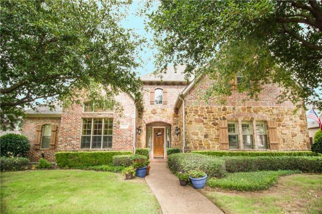 4912 Joshua Drive, Flower Mound, TX 75028 (MLS #13859281) :: The Chad Smith Team
