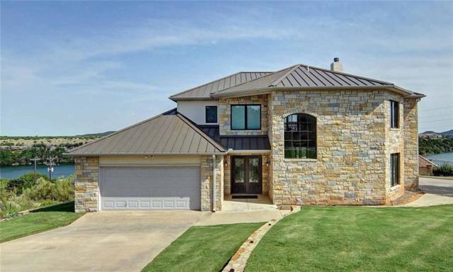 595 Melbourne Trail, Graford, TX 76449 (MLS #13859313) :: Robbins Real Estate Group