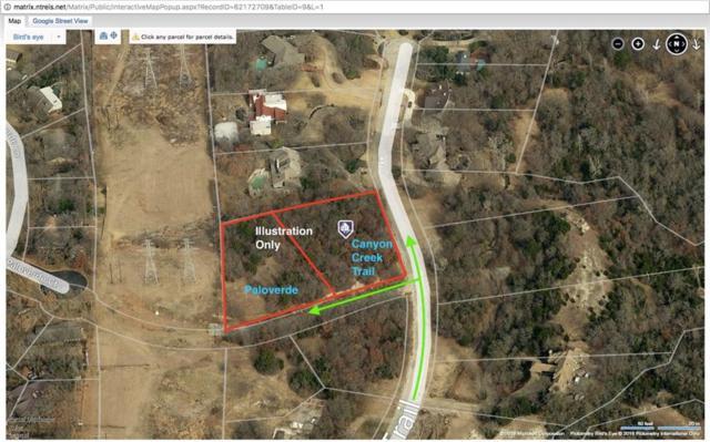 408 Canyon Creek Trail, Fort Worth, TX 76112 (MLS #13859364) :: The Rhodes Team