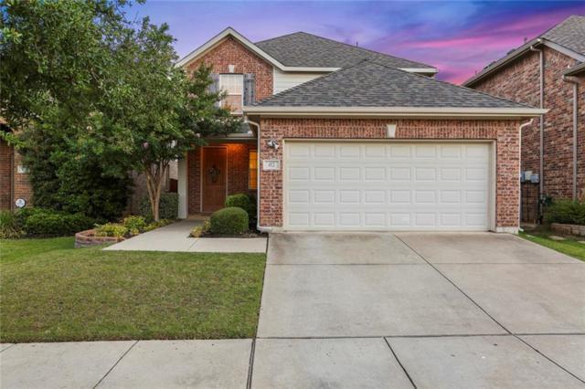 412 Perkins Drive, Lantana, TX 76226 (MLS #13859413) :: Team Hodnett