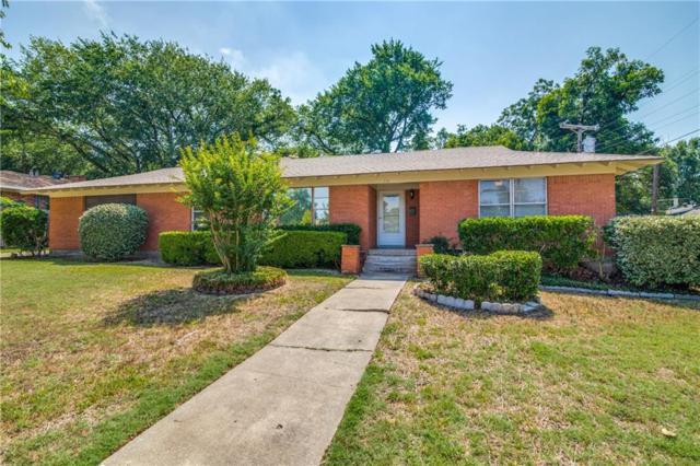 614 W Vista Drive, Garland, TX 75041 (MLS #13859531) :: Team Hodnett