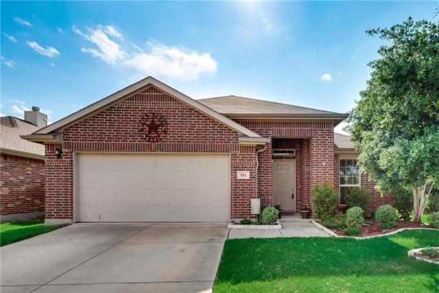 804 Hummingbird Drive, Little Elm, TX 75068 (MLS #13859546) :: Team Hodnett